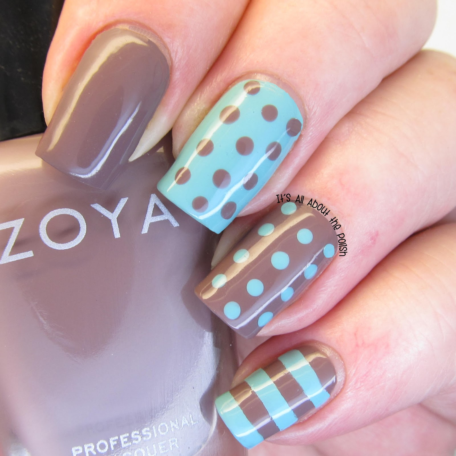 It 39 s all about the polish notd zoya normani and catrice - Modelos de unas pintadas ...
