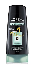 L'Oreal_Power_Moisture_Conditioner_review_hair_shiny_smooth_great