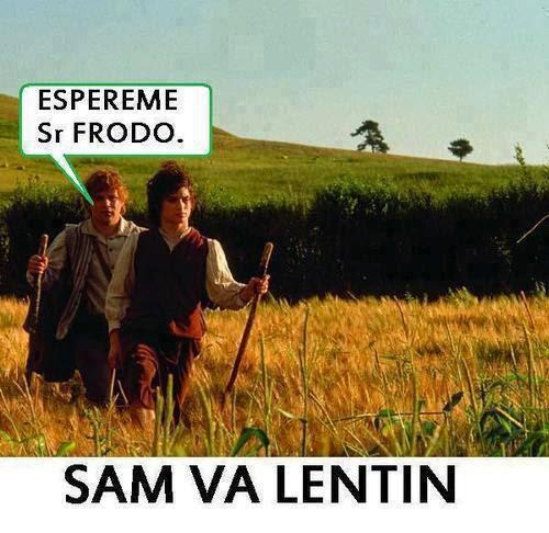 Sam va lentín