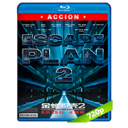 Escape Plan 2: Hades (2018) BRRip 720p Audio Dual Latino-Ingles