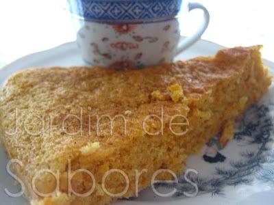 Tarte de Cenoura (microondas)