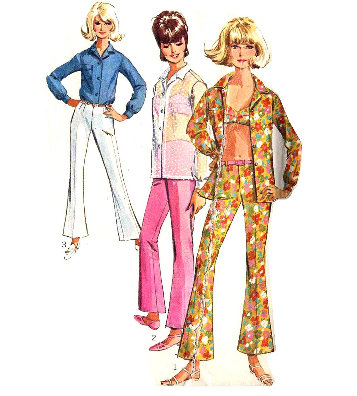 All Decked Out: 60s Fashion