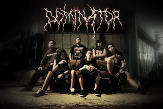 Dominator Band Melodic Death Metal Johor Bahru Malaysia