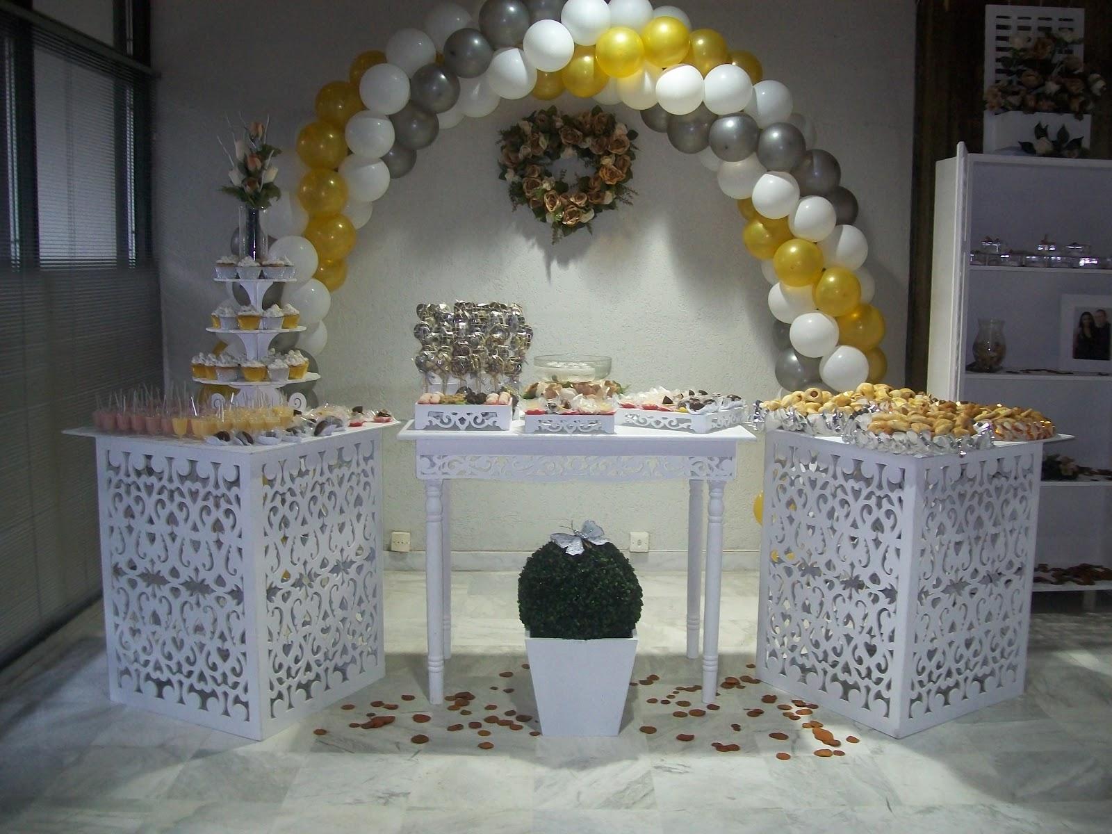 decoracao festa noivado:Arte Trecos e Mimos: Decoração de noivado.