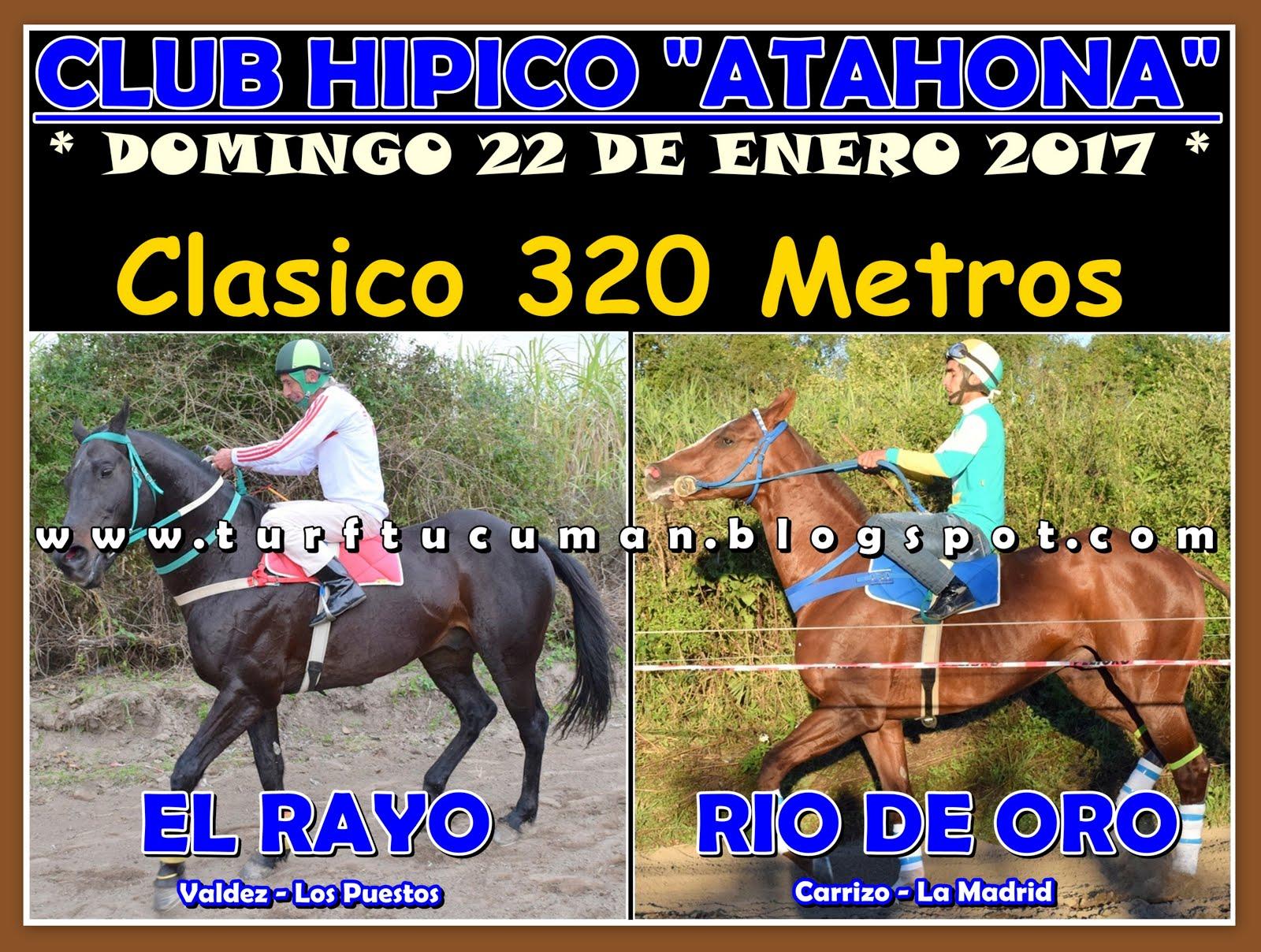 RAYO VS RIO DE ORO