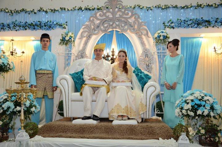 Wedding AIN & MUHRIZ dewan putra