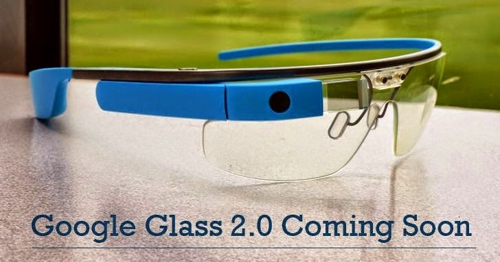 with glass coming soon google