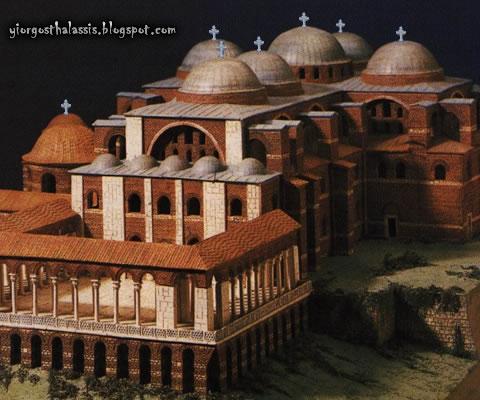 Η προφητεια για τον ναο των Αγιων Αποστολων και τον ευσεβη βασιλια
