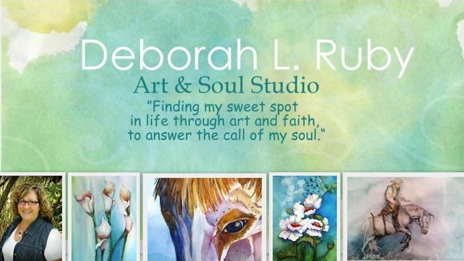 Deborah L Ruby Artist