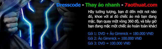 Ảo thuật thay áo cực nhanh - Cực SOCK - 9aothuat.com