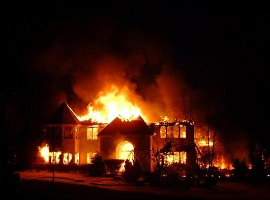 Kebakaran Pondok Pesantren Al Ihsan