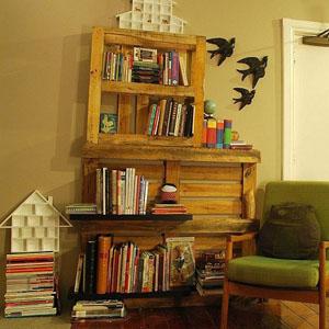 Manualidades artesan as reciclado tejido y mas enero 2013 for Muebles hechos con tarimas de madera