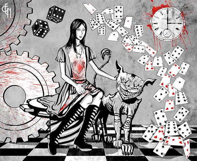 American McGee's Alice por Eneada