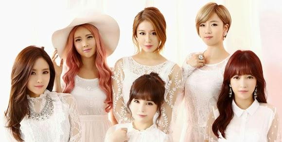 T-ara tung 6 MV mới cho ca khúc Lead The Way