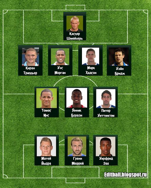 Символическая сборная Чемпионшип сезона 2012/13