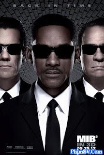 Điệp Viên Áo Đen 3 - Men In Black 3