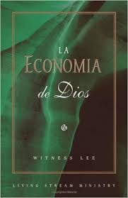Libro: LA ECONOMÍA DE DIOS, Witness Lee
