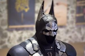 Batman a través de la creatividad mexicana