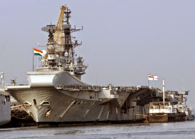 India to build nuclear powered 65000 tonne aircraft carrier