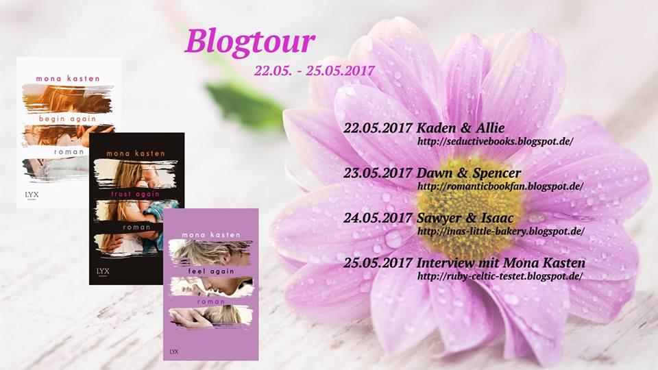 Blogtour Mona Kasten