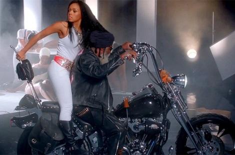 Janelle Monae Dance Apocalyptic Motorbike