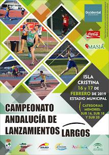 Campeonato de Andalucía de Lanzamientos Largos Sub16