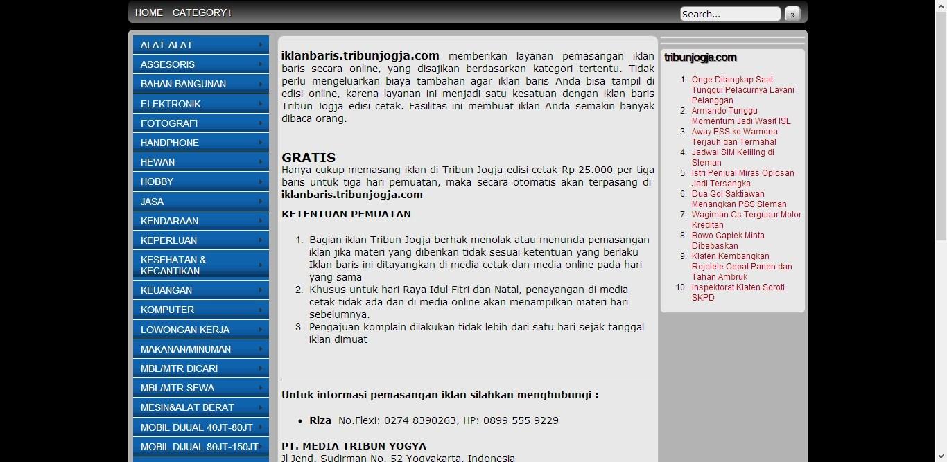 Kost Jogja Murah - Tersedia 4987 Kost - Mamikos