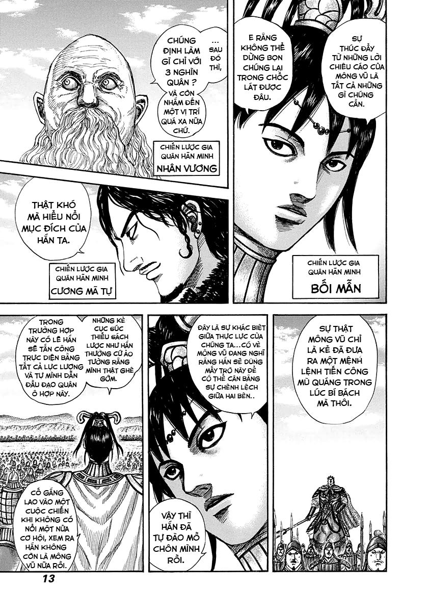 Kingdom - Vương Giả Thiên Hạ Chapter 295 page 14 - IZTruyenTranh.com