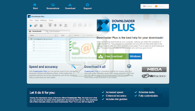 Downloader Plus - Virus