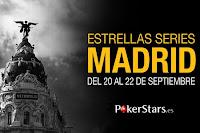 Estrellas Series Madrid