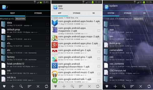 Free Download Root Explorer v3.3.1 Full Apk