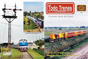 Revista Todo Trenes Numero 120