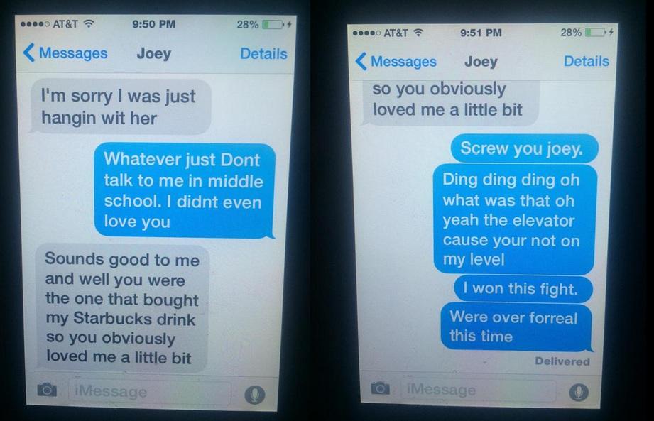 Break Letter Cheating Girlfriend The Best Breakup Letter Ever This