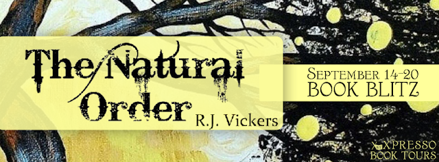 Book Blitz: Natural Order by R.J. Vickers