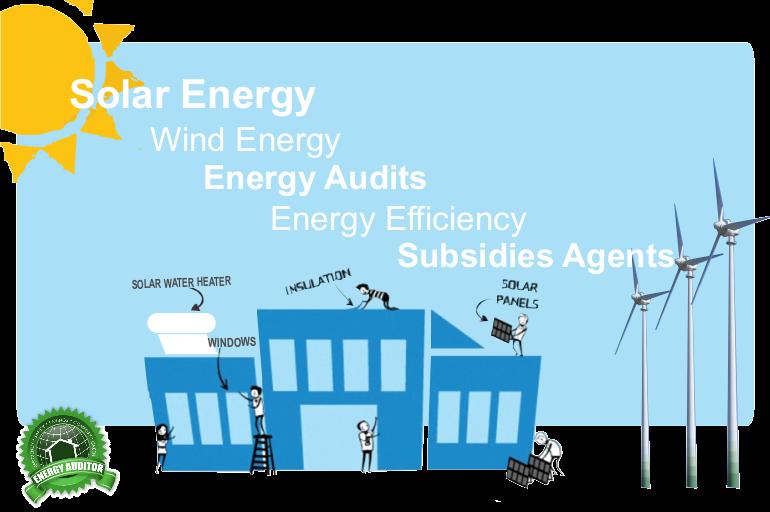 ecohabitat: SOLAR ENERGY AND ENERGY EFFICIENCY