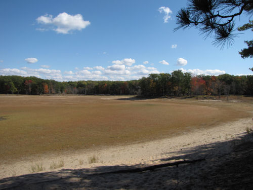Nordhouse Lake- dry