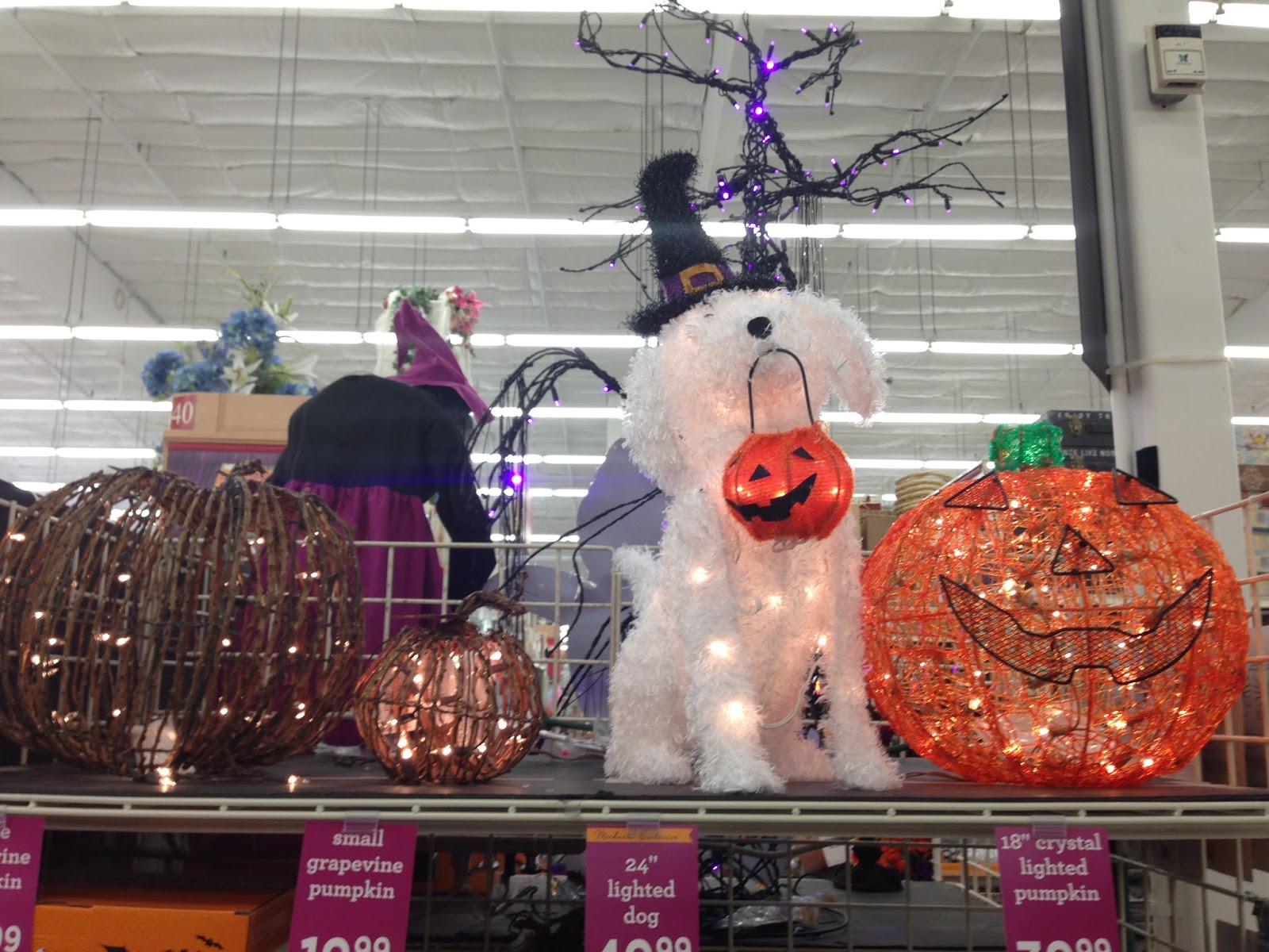 photo report halloween 2013 finds at michaels and dollar tree - Michaels Halloween Decorations