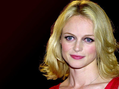 Heather Graham High Definition Wallpaper