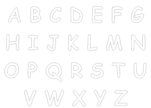 Free Printable Coloring Pages Letters And Numbers