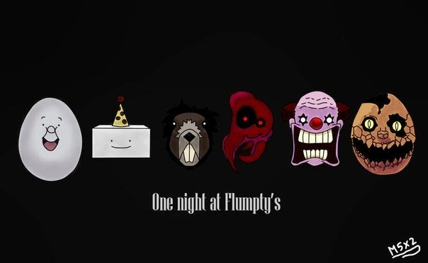 one night at flumptys