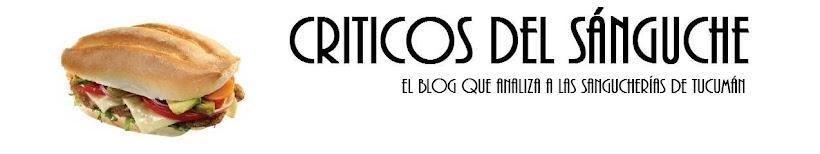 Críticos del Sánguche - Sandwich - Tucumán - Argentina