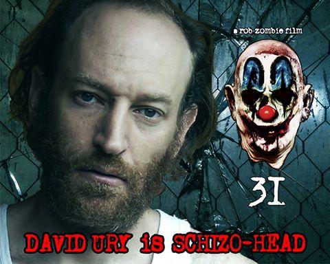 David Ury character poster