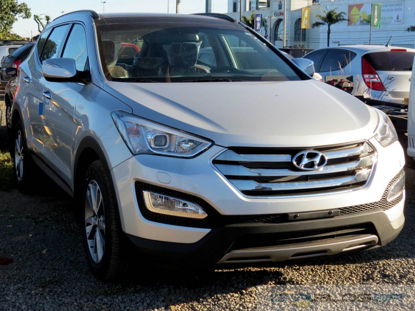 Hyundai Santa Fé 2015 - Preço 157.990 reais