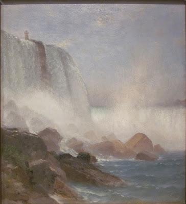 Samuel Colman Niagara Falls