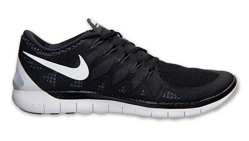 nike free run tennis shoes