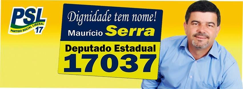 Maurício Serra - 17037 - ESTADUAL