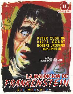 La maldición de Frankenstein (1957) [Vose]