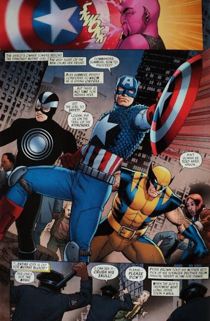 Uncanny Avengers # 3 - Rick Remender John Cassaday