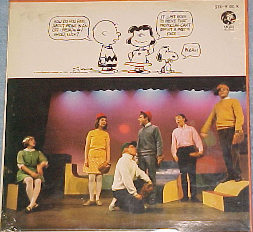 the book report charlie brown The original production of you're a good man, charlie brown opened on march 7, 1967 at theatre 80 st marks in greenwich village, nyc and became a smash hi.