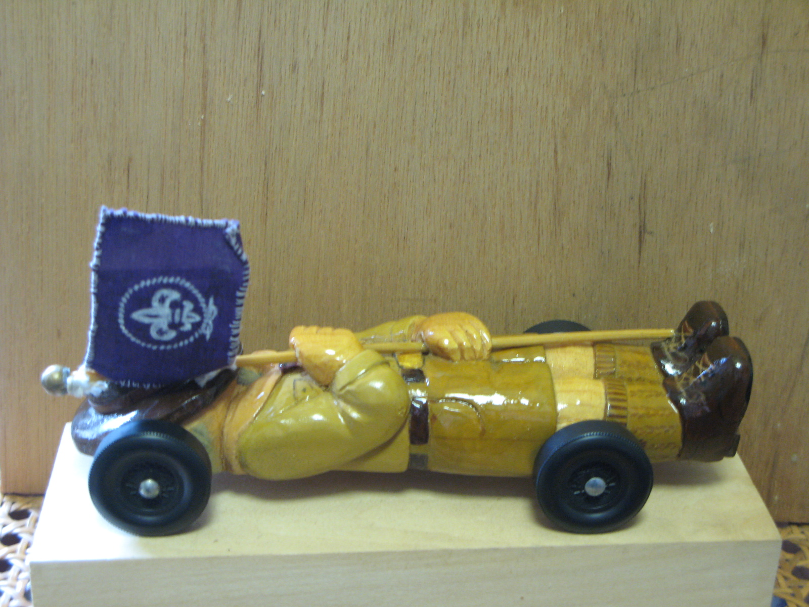 A Whittle Scouting: Still more Pinewood Derby cars